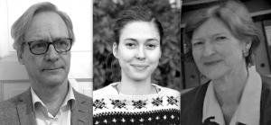 Tom Lotherington, Kristin Buvik Sivertsen og Bente Christensen