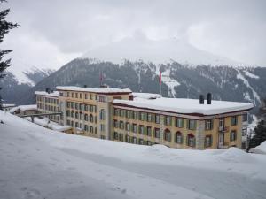 Waldsanatorium, Davos. Foto.