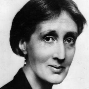 Virginia Woolf. Foto.