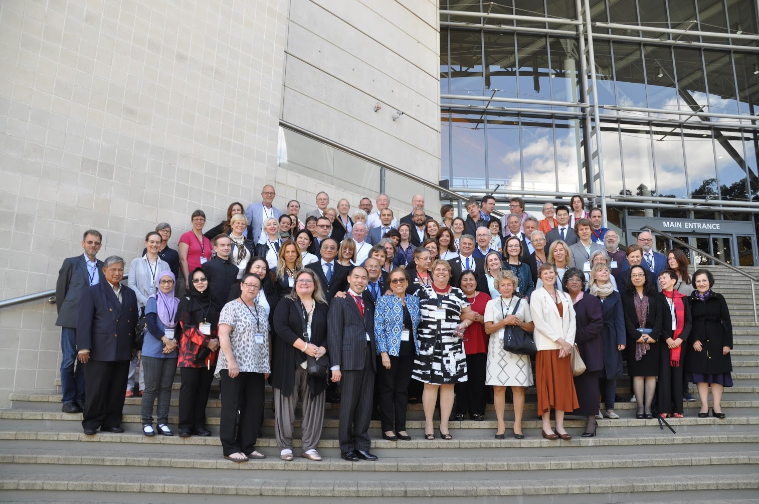 FIT General Meeting 2017, delegates. Foto.