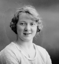 Nytt fra Norsk Oversetterleksikon: Ruth Nissen-Drejer (1896–1977)