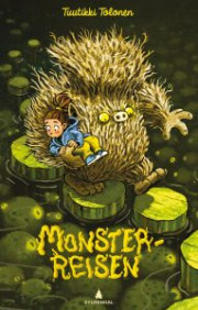 Monsterreisen.omslagsbilde