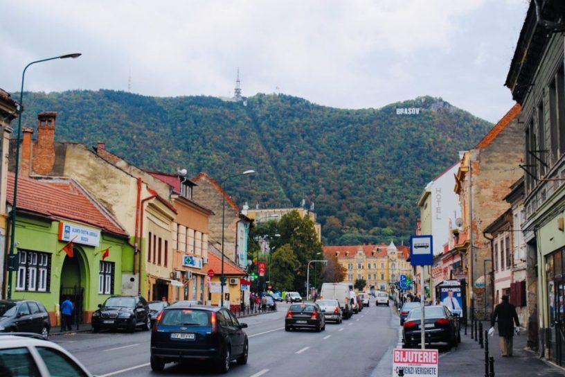 Gate i Romania.foto