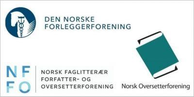 NO, NFFO og DNFs logoer