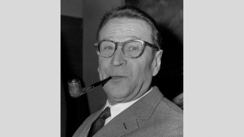 Georges Simenon.foto