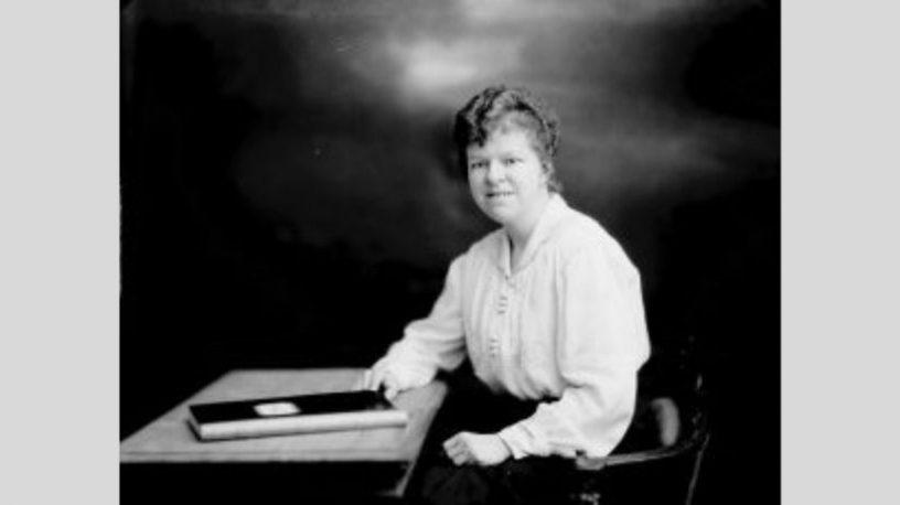 Ruth Nissen-Drejer.foto