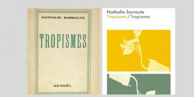 Omslag fransk original og norsk oversettelse
