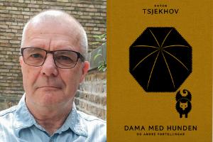 Geir Pollen med bokomslag